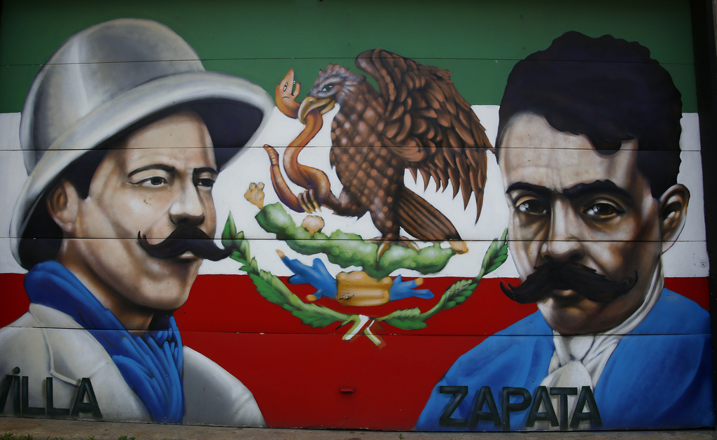 for Emiliano zapata mural